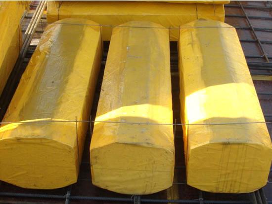 EPS聚苯乙烯轻质管(保护层+加强层+格栅)