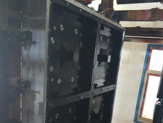LPM轻质箱体加工模具
